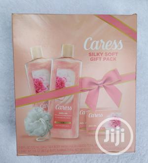 Caress Silky Soft Gift Bath Set   Bath & Body for sale in Lagos State, Yaba