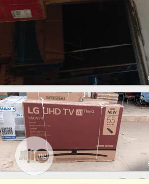 LG Television 65inches With Magic Remote. | TV & DVD Equipment for sale in Abuja (FCT) State, Wuse