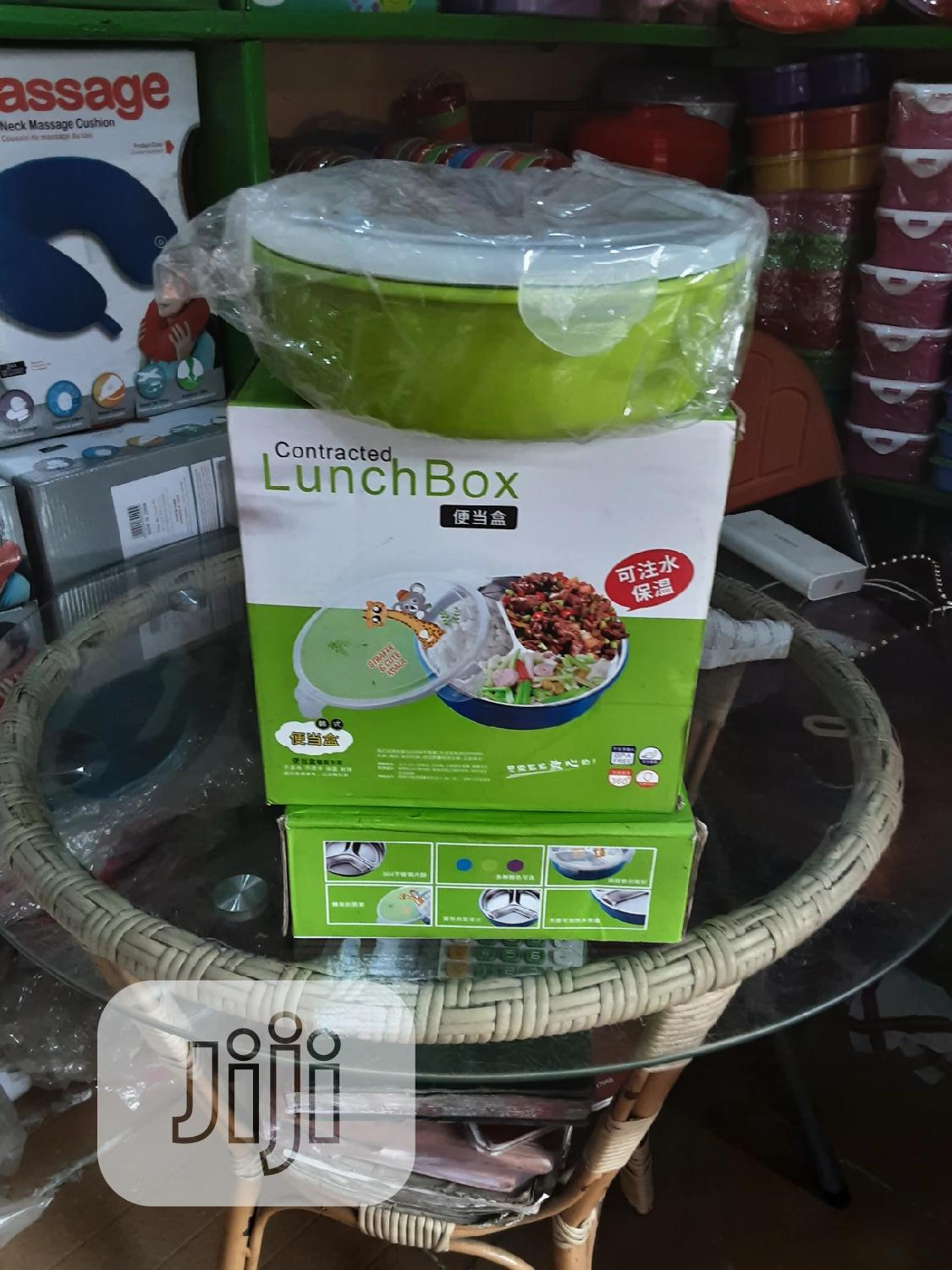 Dividers Lunch Box
