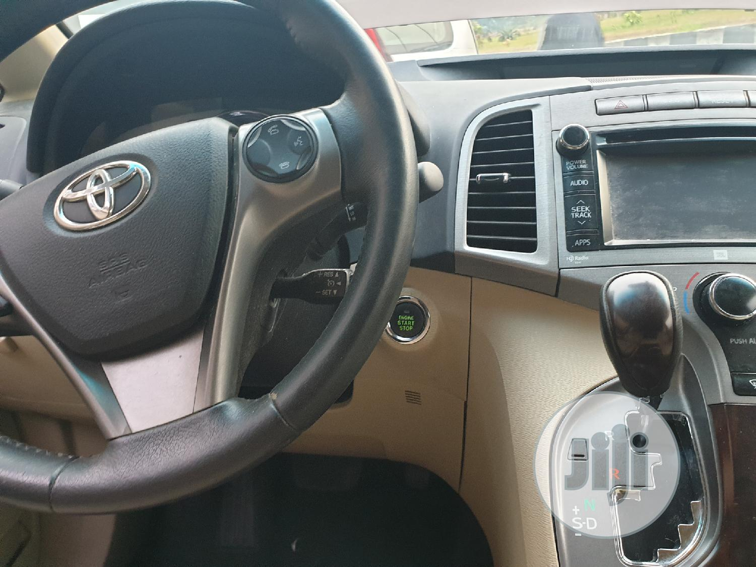 Toyota Venza 2013 Limited AWD V6 Brown   Cars for sale in Surulere, Lagos State, Nigeria