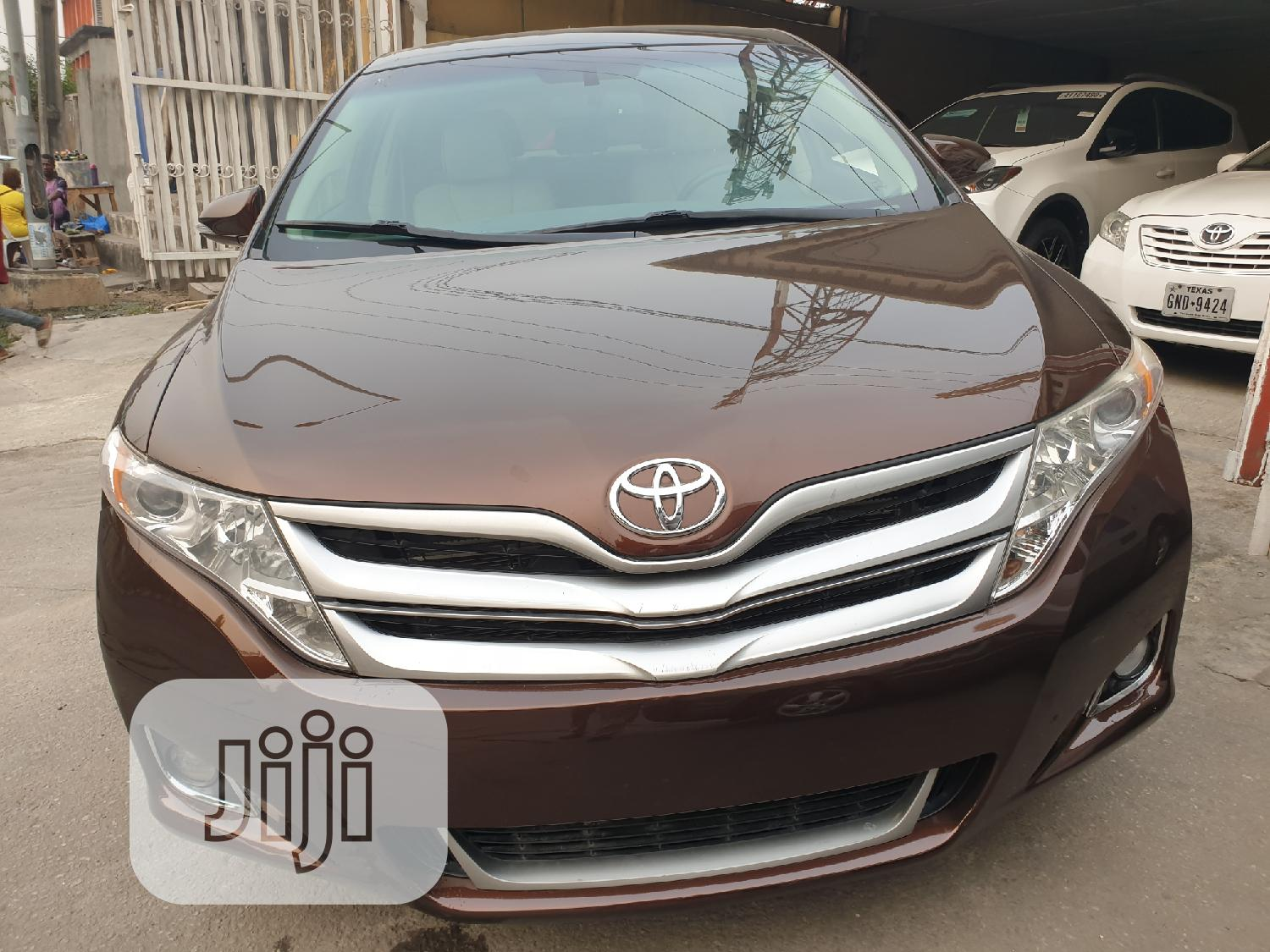 Toyota Venza 2013 Limited AWD V6 Brown