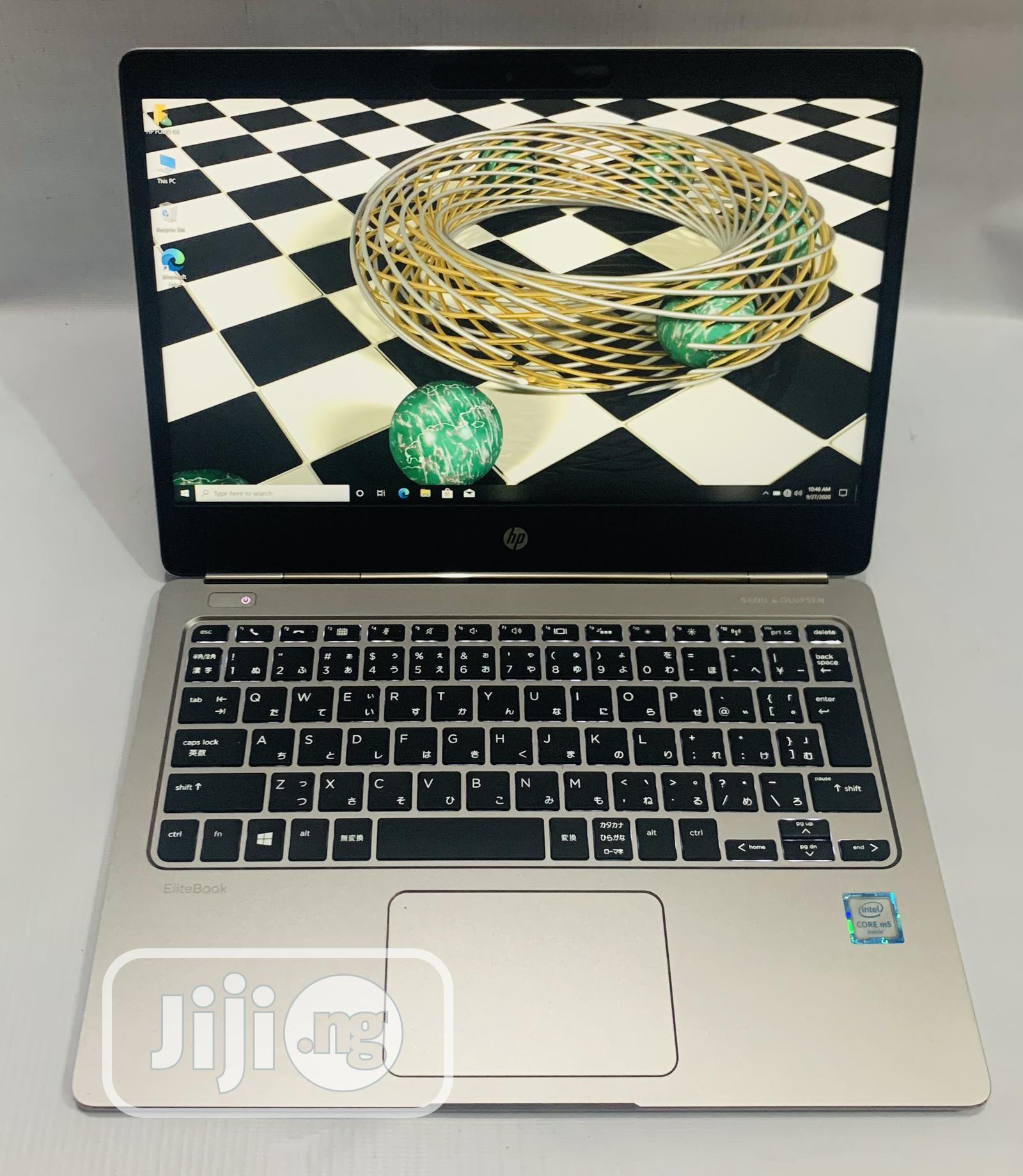 Archive: Laptop HP EliteBook Folio G1 8GB Intel Core I5 SSD 256GB