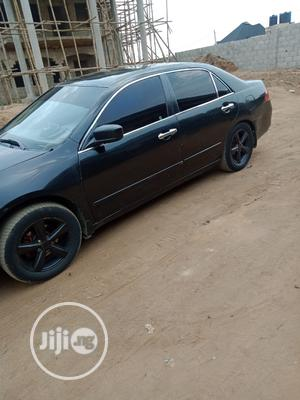 Honda Accord 2007 2.4 Exec Automatic Black | Cars for sale in Cross River State, Calabar