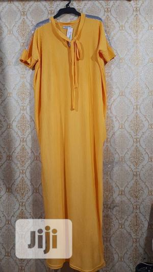 Ladies Long Dress With Seqins Sleeve | Clothing for sale in Lagos State, Surulere