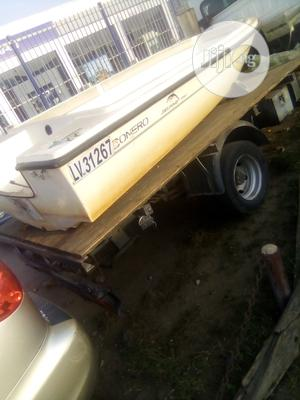 Flaying Boat With Engine for Sale | Watercraft & Boats for sale in Lagos State, Isolo