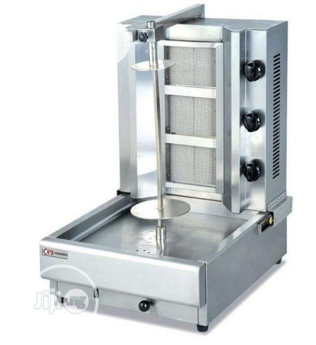 Archive: Gas Shawarma Machine