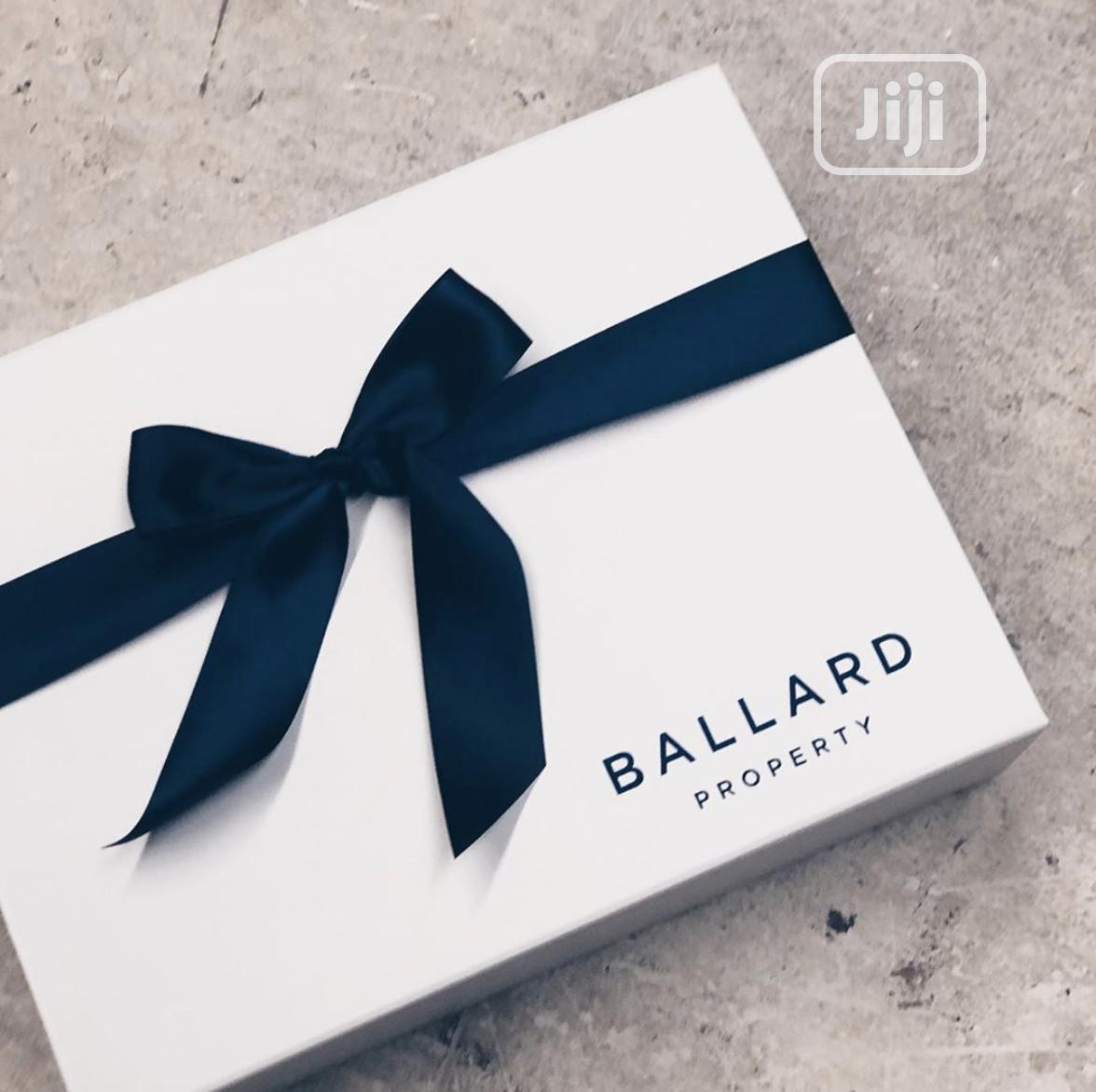 Personalised White Gift Boxes