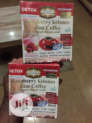 Detox Raspberry Ketones Slimming Coffee   Vitamins & Supplements for sale in Lagos State, Amuwo-Odofin