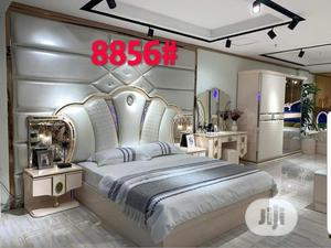 Quality Set Of Royal Bed With Wardrobe And Drawers   Furniture for sale in Abuja (FCT) State, Wuse