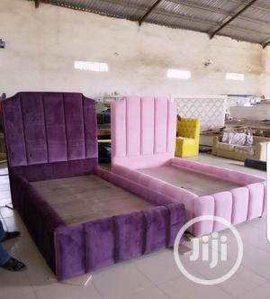 Quality 4 by 6 Bed Frame   Furniture for sale in Abuja (FCT) State, Wuse