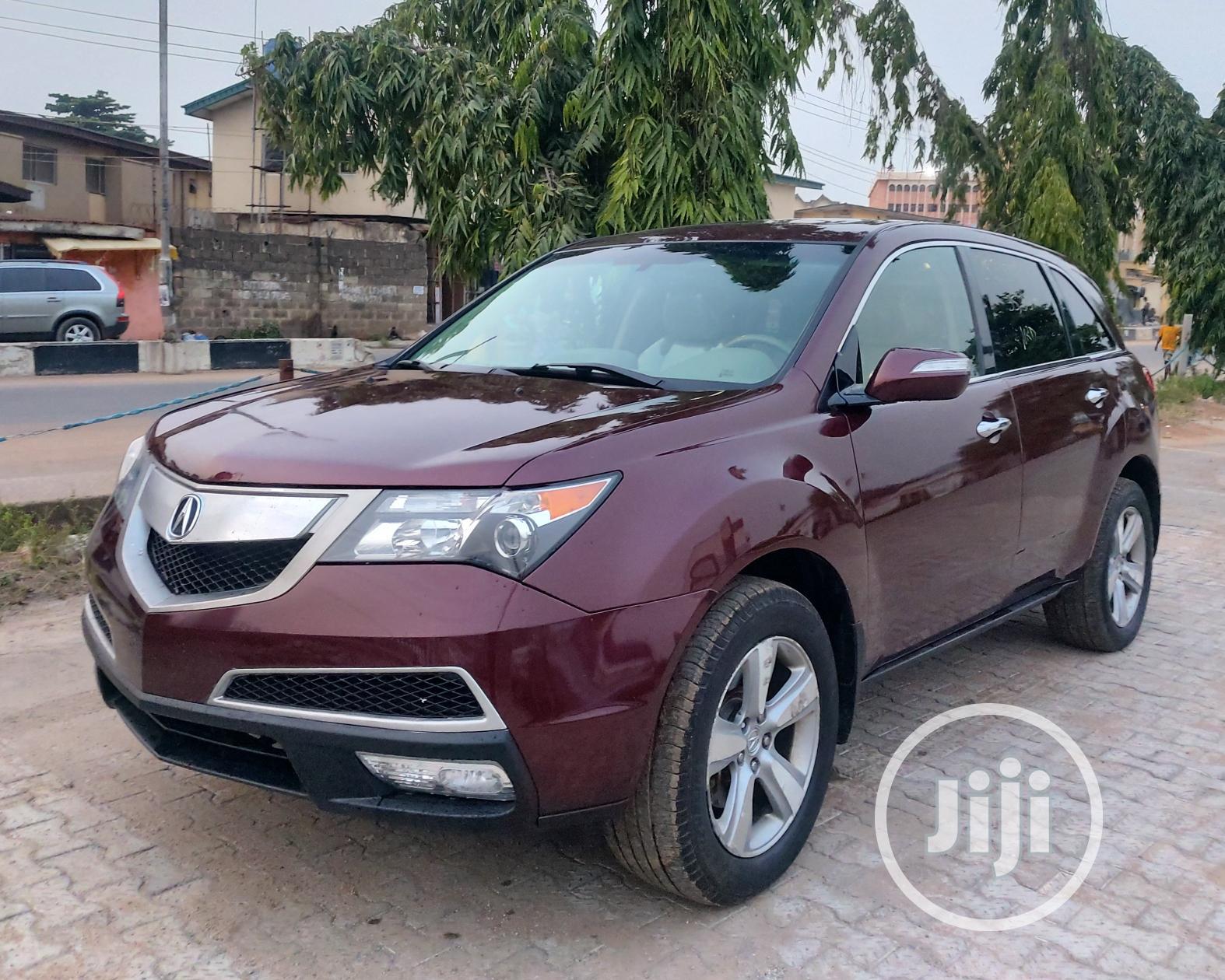 Acura MDX 2012 Red | Cars for sale in Amuwo-Odofin, Lagos State, Nigeria