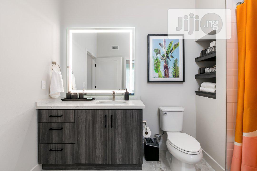 Bathroom Wash Basin Cabinets