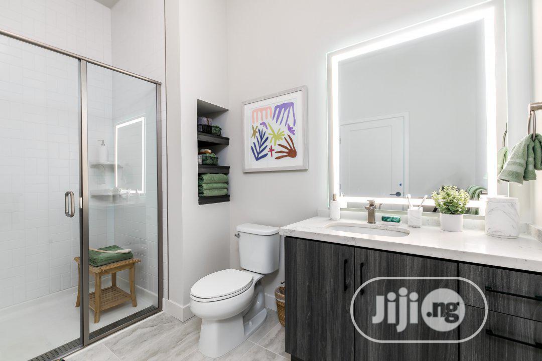 Bathroom Wash Basin Cabinets | Furniture for sale in Victoria Island, Lagos State, Nigeria