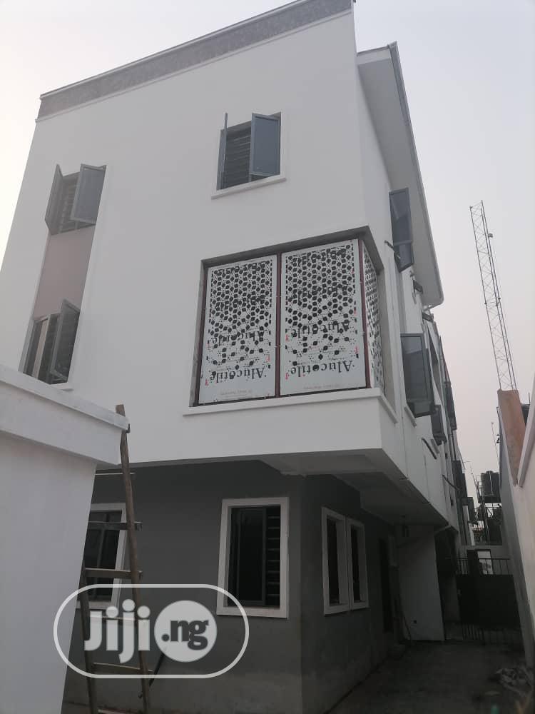 4BEDROOMS Semi Detached Duplex With a Room Bq In