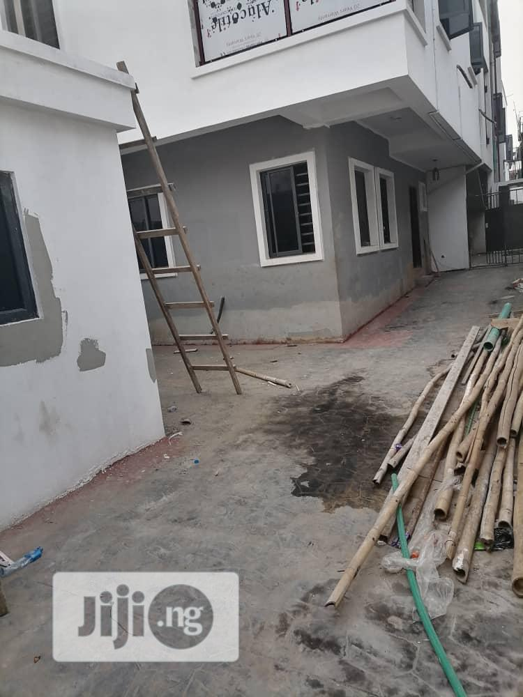 4BEDROOMS Semi Detached Duplex With a Room Bq In | Houses & Apartments For Sale for sale in Maryland, Lagos State, Nigeria