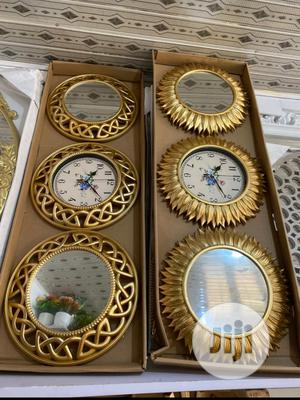 Three in One Mirror Clock   Home Accessories for sale in Lagos State, Agege