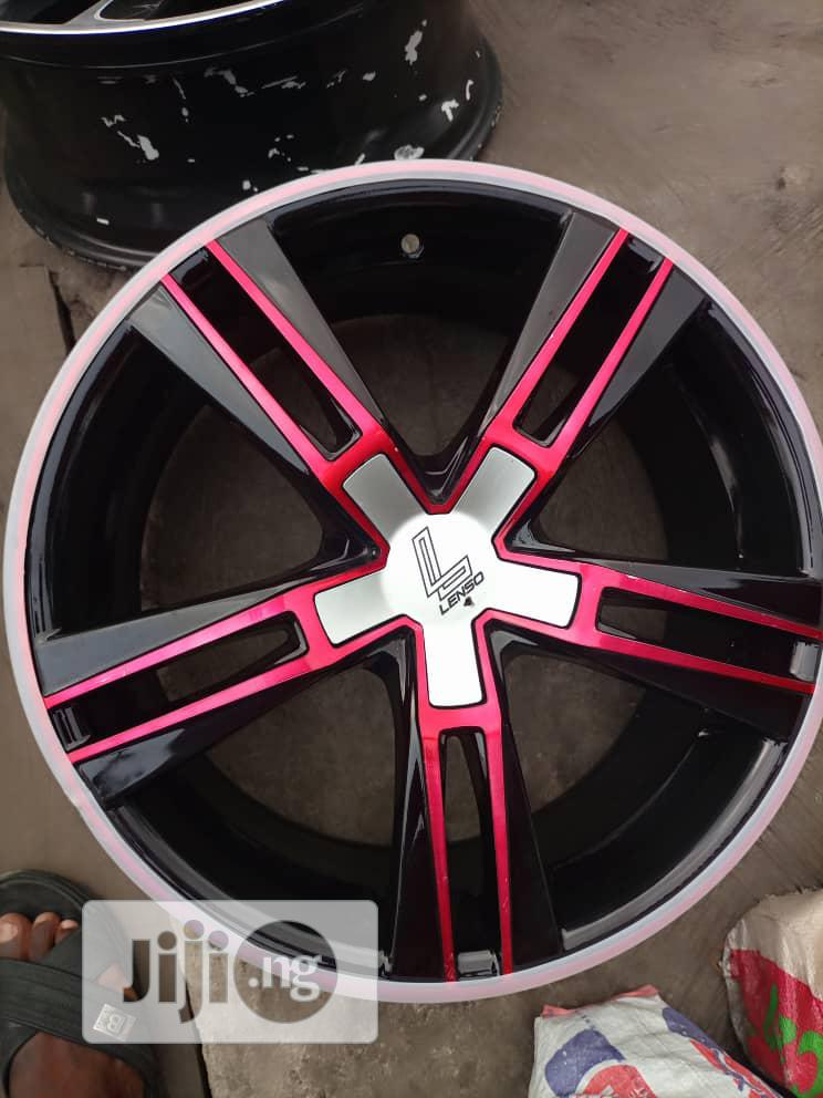 17 Rim for Toyota Corolla Available