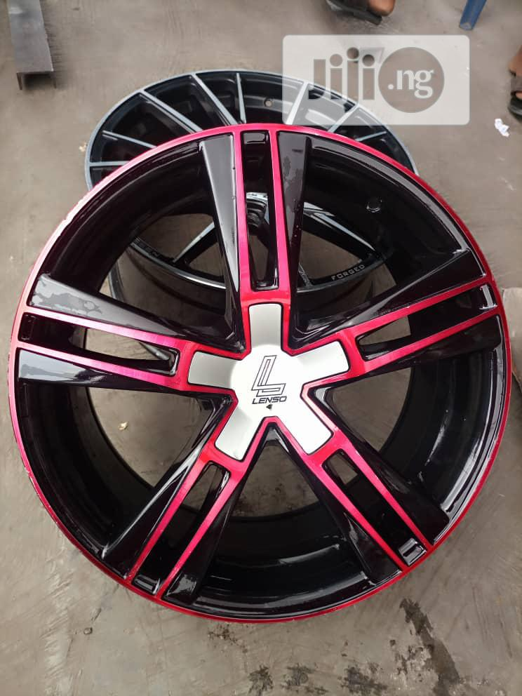 17 Rim for Toyota Corolla Available | Vehicle Parts & Accessories for sale in Mushin, Lagos State, Nigeria