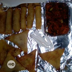 Yummy Small Box of Small Chops | Meals & Drinks for sale in Lagos State, Surulere