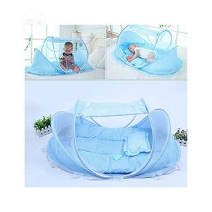 Set Foldable Mosquito Net Bed Portable Baby Crib | Children's Furniture for sale in Lagos State, Isolo
