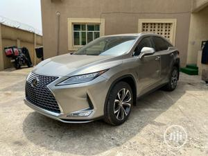 New Lexus RX 2020 Gold | Cars for sale in Lagos State, Ifako-Ijaiye