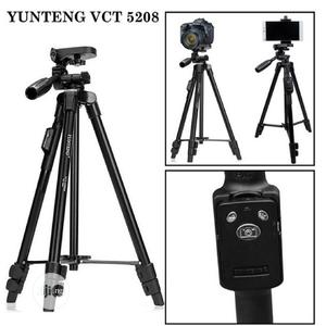 Yunteng VCT 5208 Camera Video Phone Holders Stand Mount | Accessories & Supplies for Electronics for sale in Lagos State, Ikeja