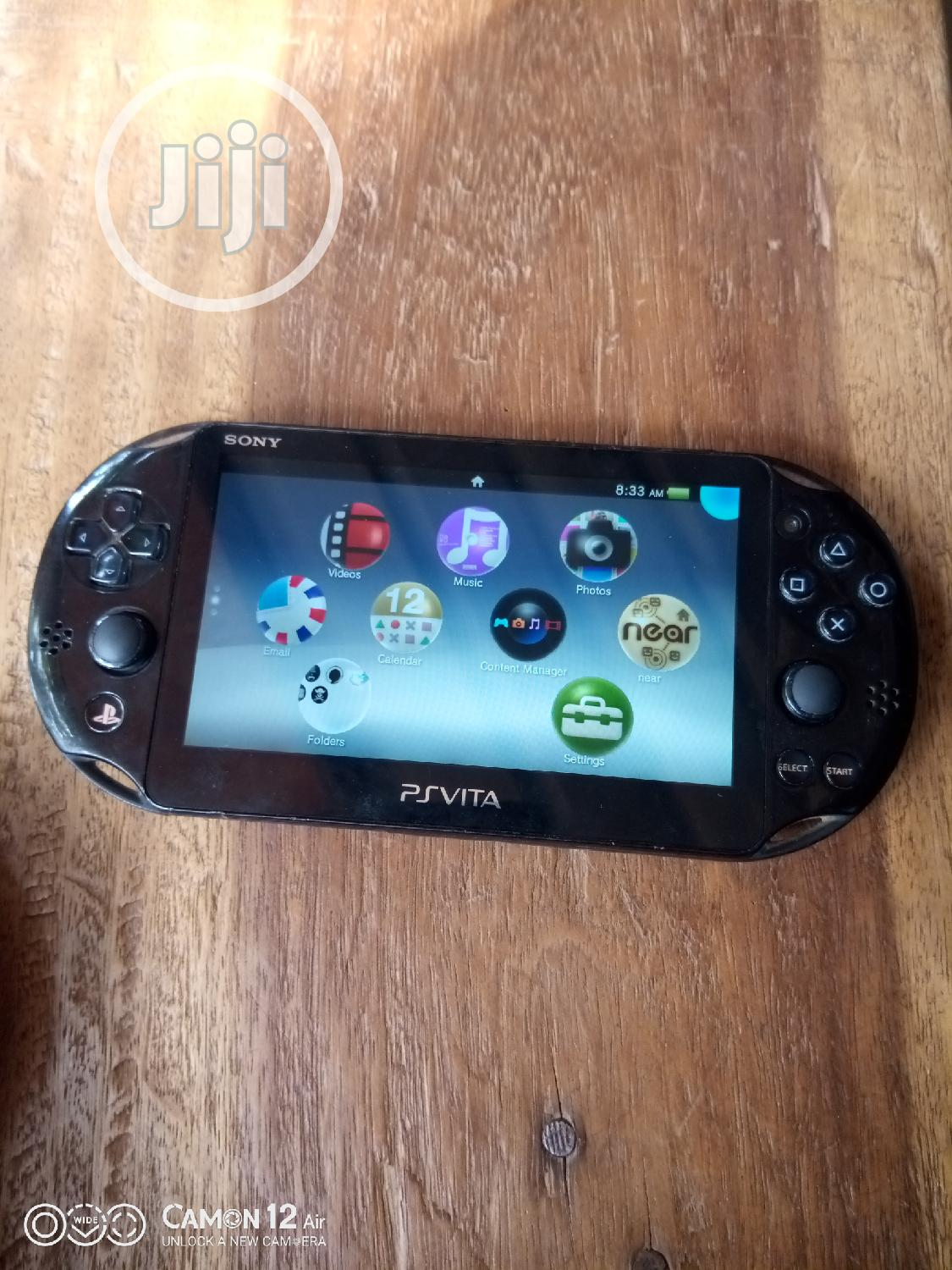 Archive: Ps Vita Slim With 5 Games Installed