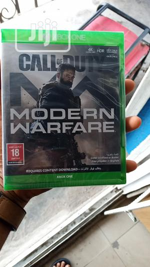 X Box One Call of Duty Mordern Warfare | Video Games for sale in Lagos State, Ikeja