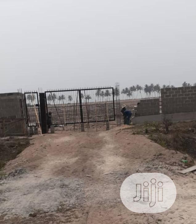 BEACHFRONT LAND Ibeju Lekki For Lease