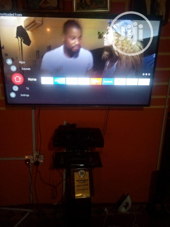 Original Hitachi 55inch Smart TV   TV & DVD Equipment for sale in Ibadan, Oyo State, Nigeria