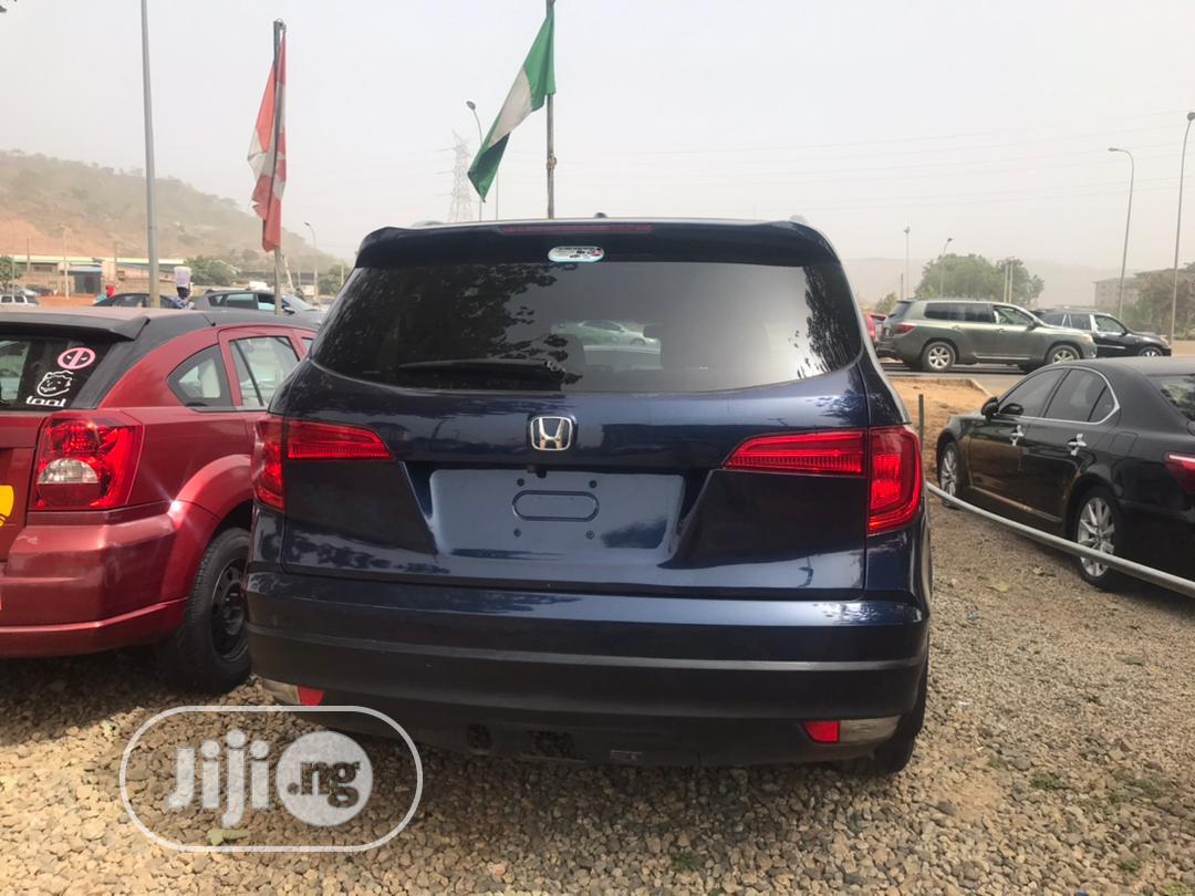 Honda Pilot 2019 Blue | Cars for sale in Gwarinpa, Abuja (FCT) State, Nigeria