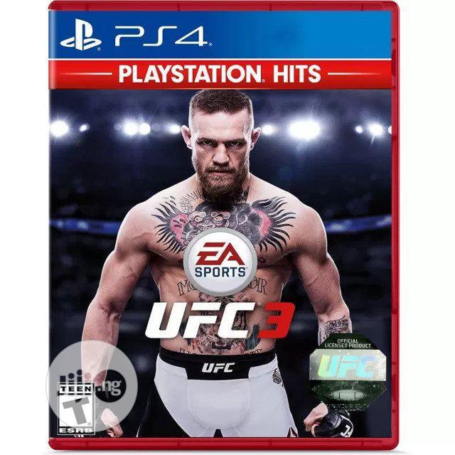 Playstation: UFC 3