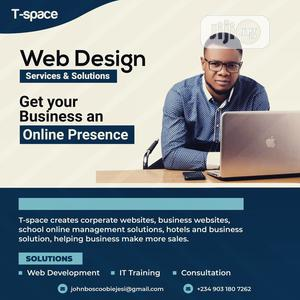 Website Developer | Computer & IT Services for sale in Lagos State, Gbagada