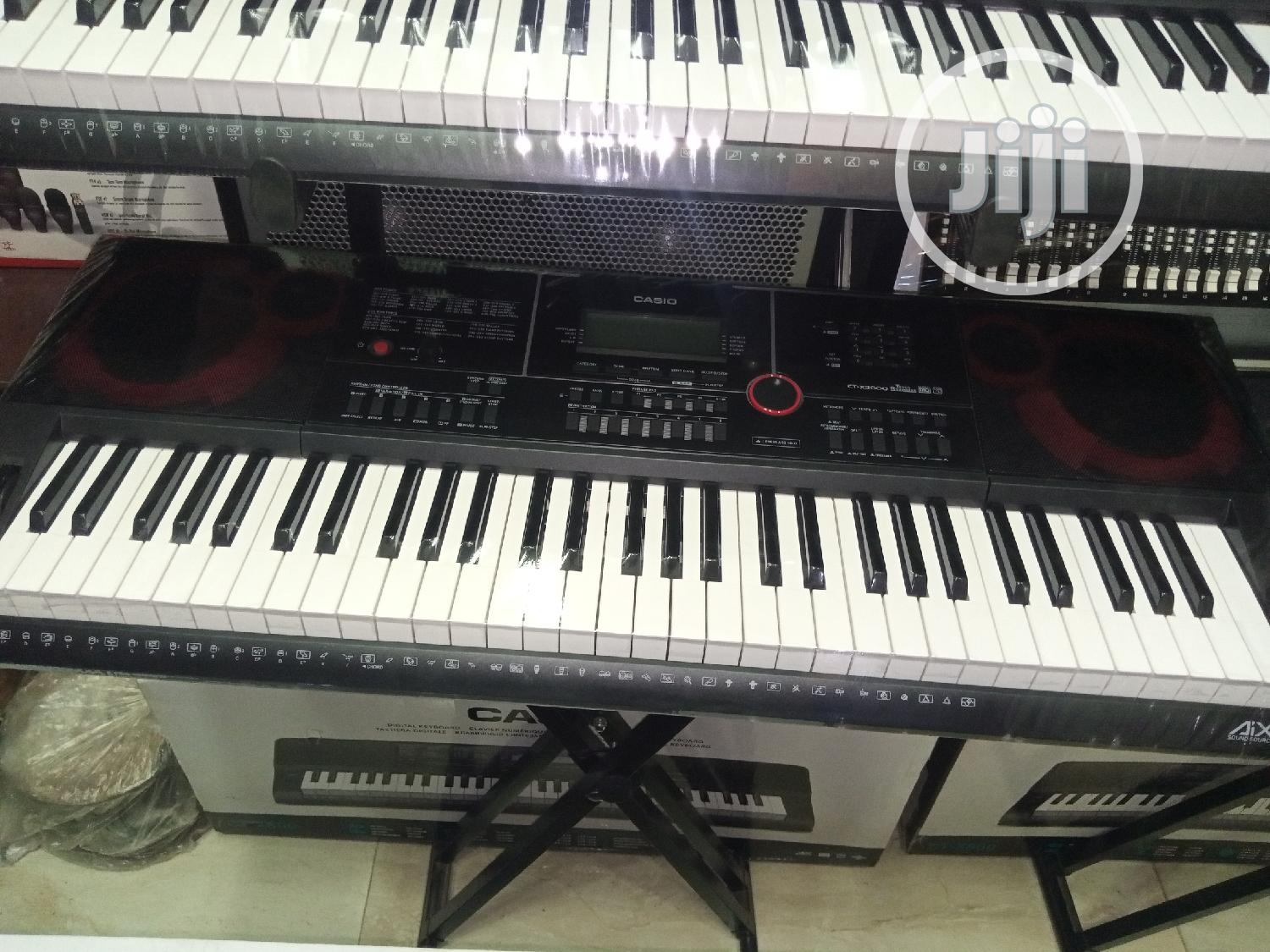 Ct-X3000 Casio Digital Keyboard