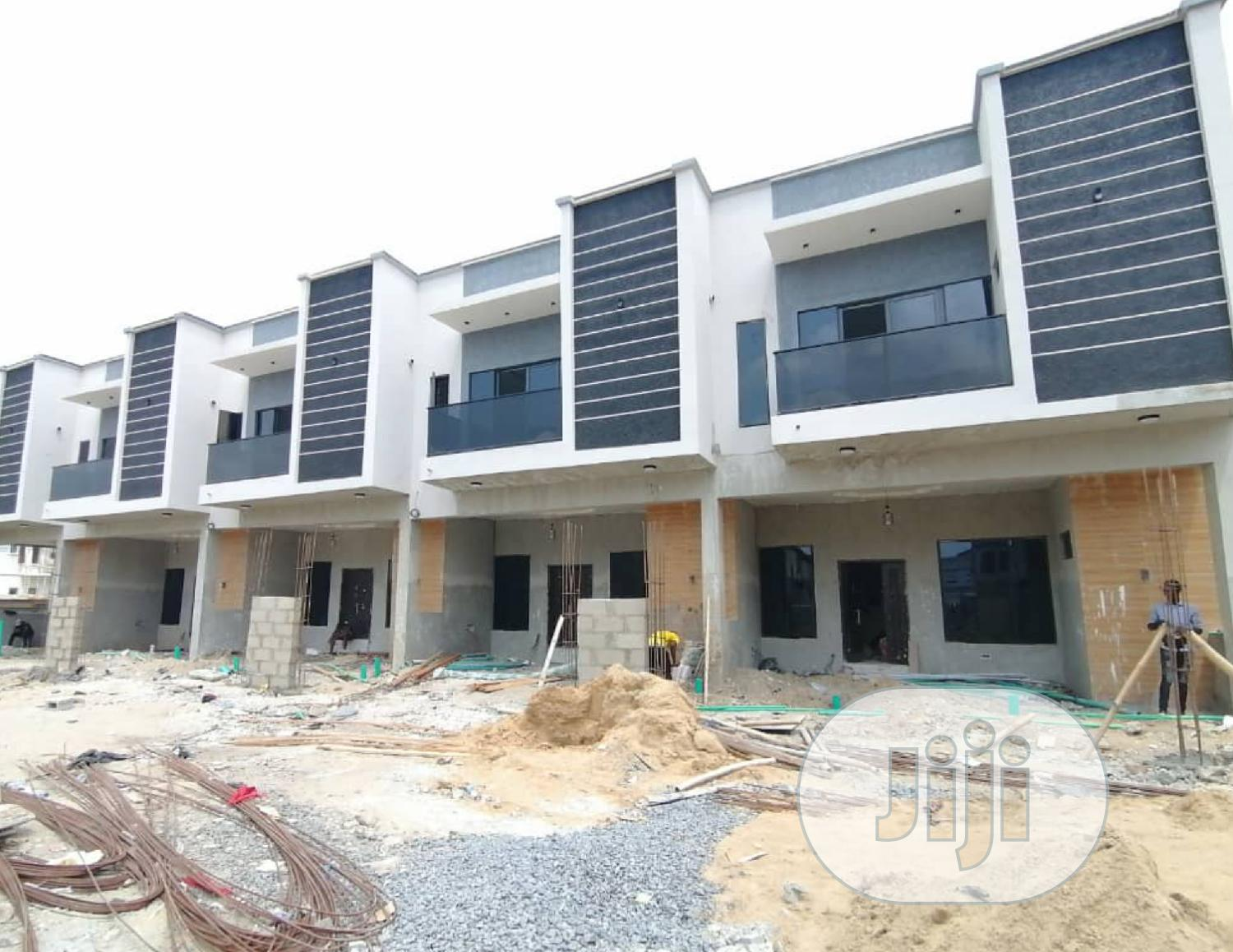 Newly Built: 3 Bedroom Terrace Duplex for Sale at Ajah