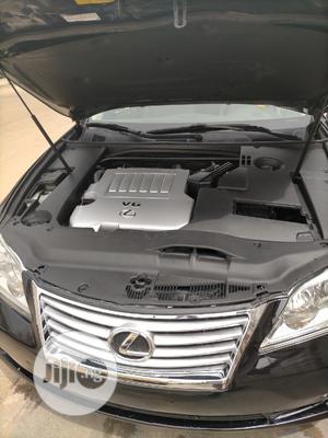 Lexus ES 2012 350 Black   Cars for sale in Lagos State, Ikotun/Igando