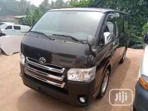 Toyota Hiace Bus Grey Colour 2013 | Buses & Microbuses for sale in Lagos State, Apapa