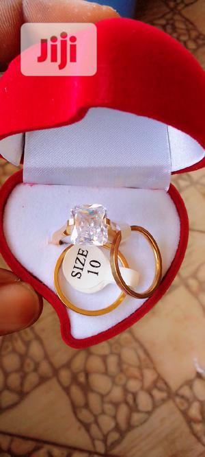 Romania Gold Wedding Ring Set | Wedding Wear & Accessories for sale in Abuja (FCT) State, Mpape
