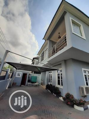 Luxuriously Fitted 5 Bedroom Fully Detached Duplex With BQ | Houses & Apartments For Rent for sale in Lekki, Chevron