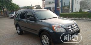 Honda CR-V 2005 Gray | Cars for sale in Lagos State, Isolo