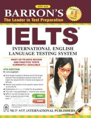 Original Ielts Textbook With Playin Cd Inside   Books & Games for sale in Lagos State, Ajah