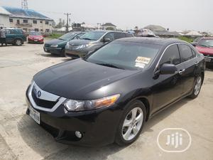 Acura TSX 2009 Tech Package Black | Cars for sale in Bayelsa State, Yenagoa
