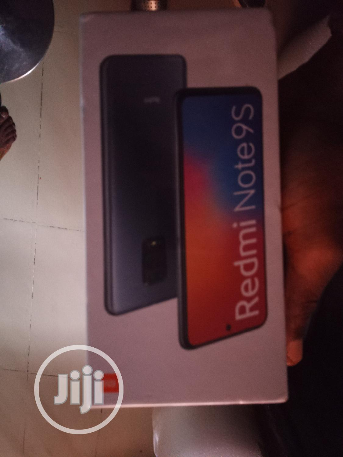 New Xiaomi Redmi Note 9S 128 GB | Mobile Phones for sale in Ikeja, Lagos State, Nigeria