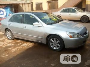 Honda Accord 2003 Silver   Cars for sale in Ogun State, Sagamu