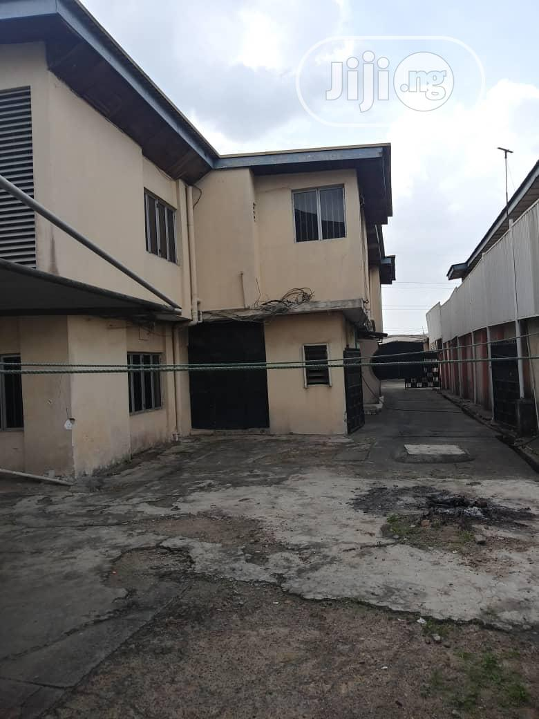 Massive 5 Bedroom Duplex With Penthouse and Shops for Sale | Houses & Apartments For Sale for sale in Ire Akari, Isolo, Nigeria