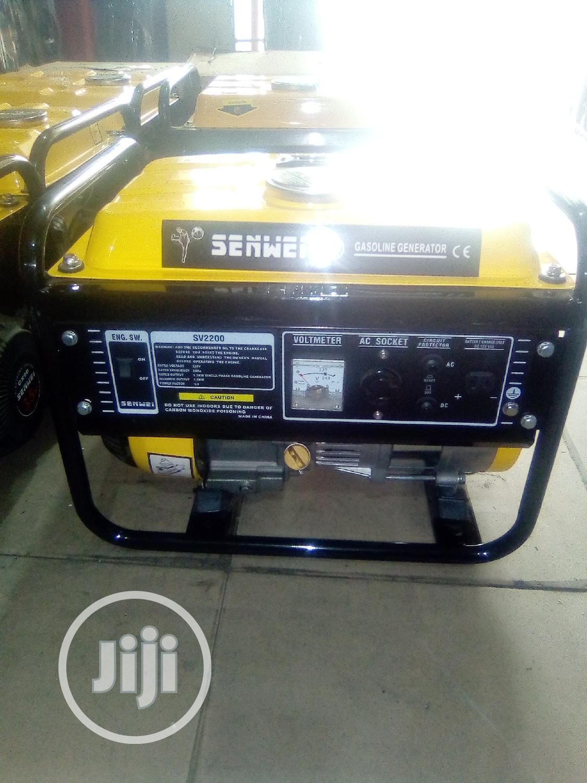 Elepaq SV2200 Generator | Electrical Equipment for sale in Amuwo-Odofin, Lagos State, Nigeria
