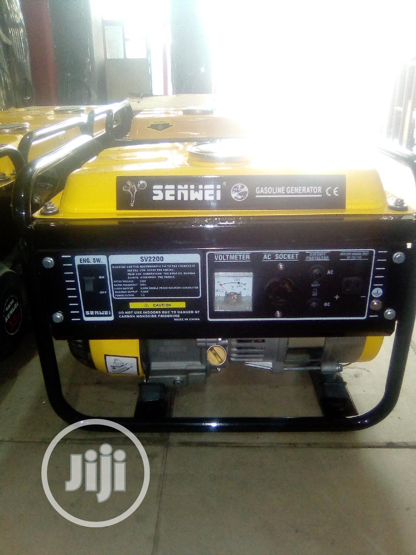 Elepaq SV2200 Generator