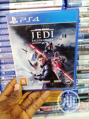 Star Wars Jedi Fallen Order For Ps4   Video Games for sale in Abuja (FCT) State, Wuse 2