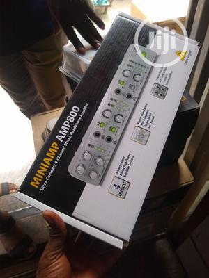 Behringer Miniamp Amp800 Headphone Amplifier   Audio & Music Equipment for sale in Lagos State, Amuwo-Odofin