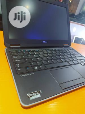 Laptop Dell Latitude E7240 4GB Intel Core I5 HDD 500GB | Laptops & Computers for sale in Oyo State, Ibadan